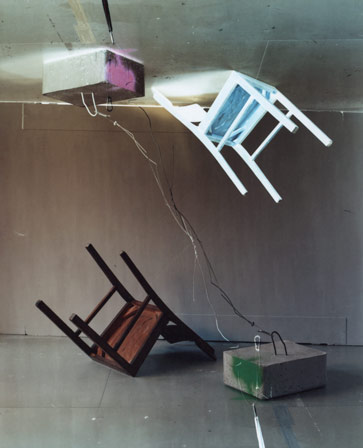 untitled (chair), analogue photography,
